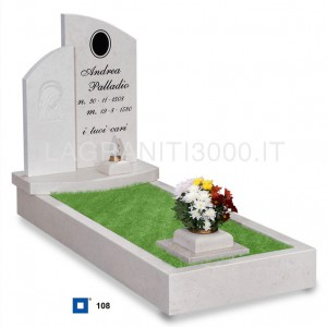 Tomba in Marmo 108 - La Graniti 3000