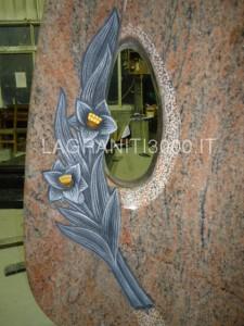 Monumento Funerario Giglio - La Graniti 3000