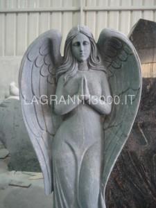 Monumento Funerario Angelo VI - La Graniti 3000