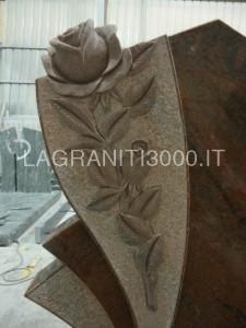 Monumento Funerario Rosa - La Graniti 3000